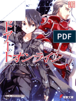 Sword Art Online Volume 08 - Early and Late