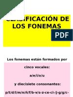 1CLASIFICACION DE LOS FONEMAS -IMPRESION.ppt