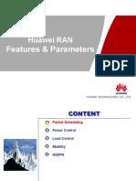 Huawei RAN Feature & Parameter