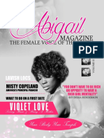 Abigail Volume 2 Issue 1