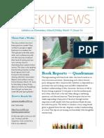 class newsletter edition 16
