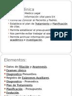 22005663 Historia Clinica Odontopediatria