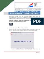 Manual Procedimiento Ficha Servicio Tomografia