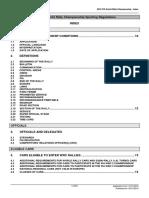 2016 WRC Sporting Regulations