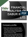 Financial Analysis of Dabur Industries Pvt