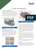 Tt Oil Flooded Rotary Air Compressor