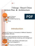 IOT Smart Cities Seminar II