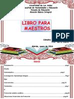 Libro Para Maestros Estetica