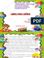 Libro Para Niños Esteticaa