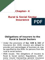 Rural & Social Sector Insurance
