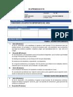 SESION DE  APRENDIZAJE N 1 FCC 4TO.doc