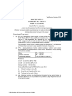 IPCC MTP2 Accounting