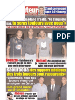 LE BUTEUR PDF du 25/04/2010