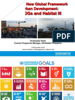 03 Sustainable Development Goals Habitat III Rollo