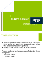 India's Foreign Trade