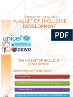 05 Pursuit of Inclusive Development Arcilla