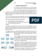 Problema de Monty Hall, Probabilidad y estadistica, UNAM