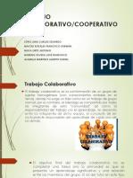 12 Trabajo Colaborativo Ft. Trabajo Cooperativo