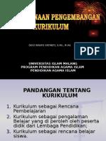 Strategi Pengemb Kurikulum i