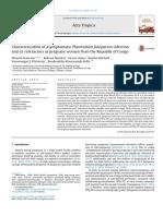 Characterization of asymptomatic Plasmodium