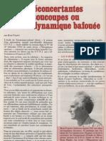 René Fouéré - Déconcertantes Soucoupes Volantes 1978