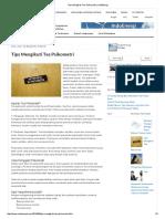 Tips Mengikuti Tes Psikometri _ IndoEnergi