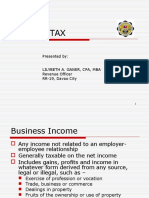 Income Tax - 3-28-12 Ganer Final