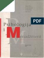 Čizmić S. Psihologija i Menadžment