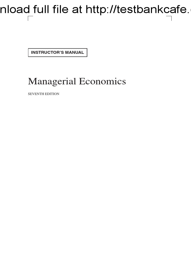 Managerial Economics 7th Edition by Paul Keat – 2013 Capital Loss Carryover Worksheet