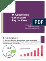 M Commerce