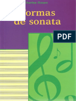 ROSEN, C. - Formas de Sonata