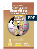 What is the Reality of Tasawwuf