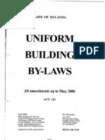 13282147 Uniform Building by Laws
