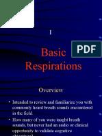 Basic Respirations