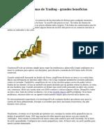 Día de Forex sistemas de Trading - grandes beneficios consistente les