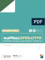 Manual Avanzado de Redes Sociales Para Destinos Turisticos Avanzado 1