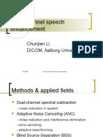 Multi-channel speech enhancement (1).ppt