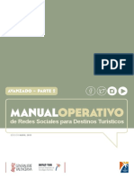 Manual Avanzado de Redes Sociales Para Destinos Turisticos Avanzado 2