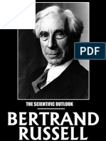 """The Technique of Lord Bertrand Russell's - Scientific Outlook"""