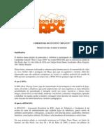 BEJRPG - Projeto Para Cobertura Do RPGCON