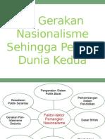 Bab 2.2 Gerakan Nasionalisme / T5