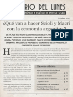 ¿Qué Van a Hacer Scioli y Macri Con La Economía Argentina- (1)