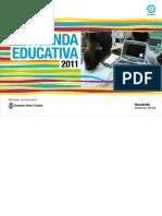 Agenda Educativa 2011