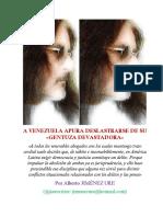 A Venezuela Apura Deslastrarse de Su «Gentuza Devastadora»