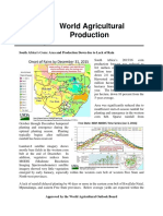 World Agricultural Production