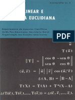 Algebra Lineal e Geometria Euclidiana