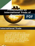 Import Bangladesh