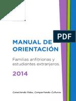 Manual de Orientaciones Hosting 2014