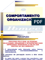 Slides de Comportamento Organizacional - 2016 - 1