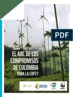 ABC de Los Compromisos de Colombia Para La COP21 VF Definitiva